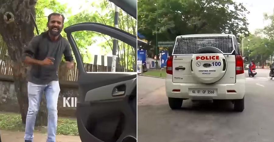 Kiki चैलेंज पर केरल पुलिस का ये विडियो चैलेंज से ज़्यादा मजेदार है…