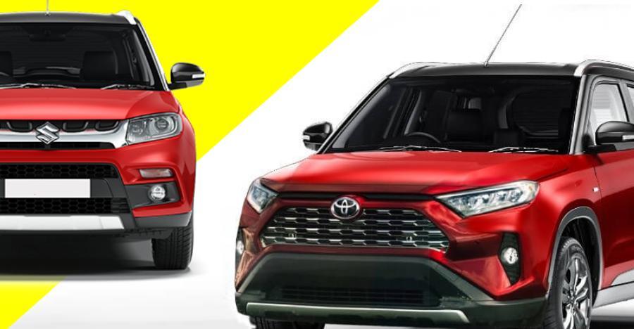Toyota Brezza: 5 रेंडर जल्द लॉन्च होने वाली Maruti Vitara Brezza पर आधारित Toyota की SUV के