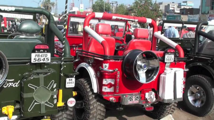 LANDI Jeep: 'ज' से जाट, 'ज' से जीप!