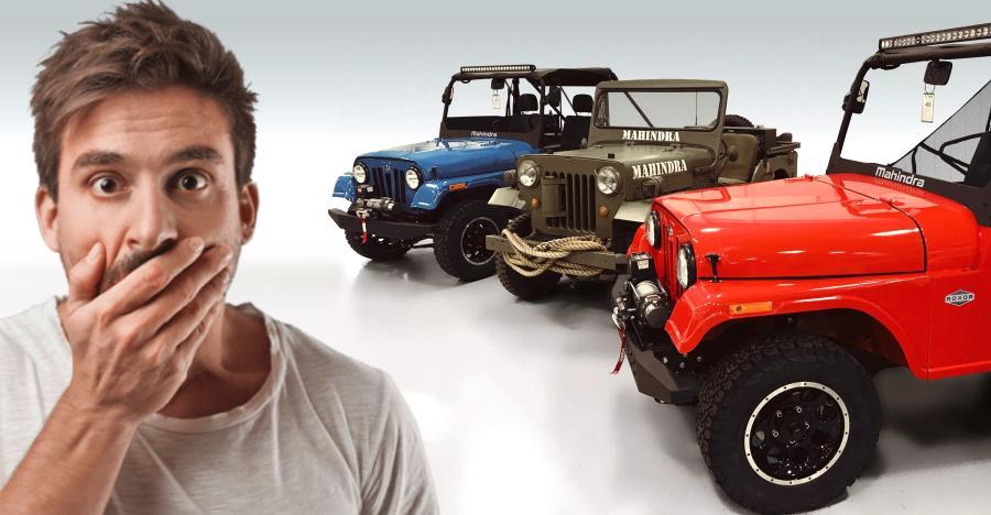 Jeep अमेरिका में Mahindra Roxor को प्रतिबंधित करवाना चाहता है: लेकिन क्यों?
