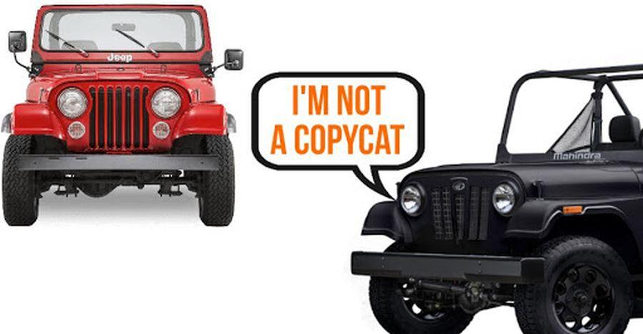 Mahindra ने ठहराया Jeep की Roxor वाली शिकायत को बेबुनियाद