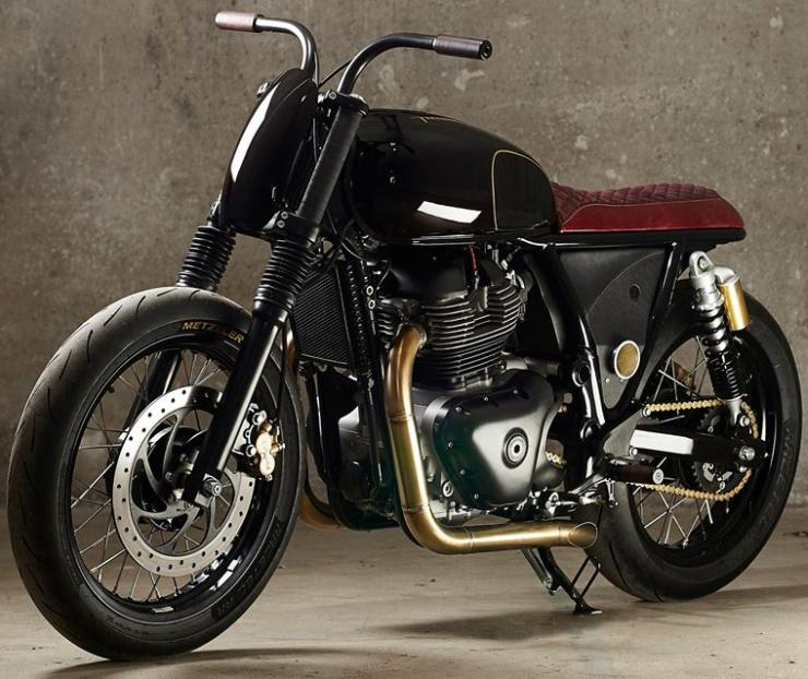 this modified royal enfield interceptor 650 is most minimal build yet royal enfield. Black Bedroom Furniture Sets. Home Design Ideas