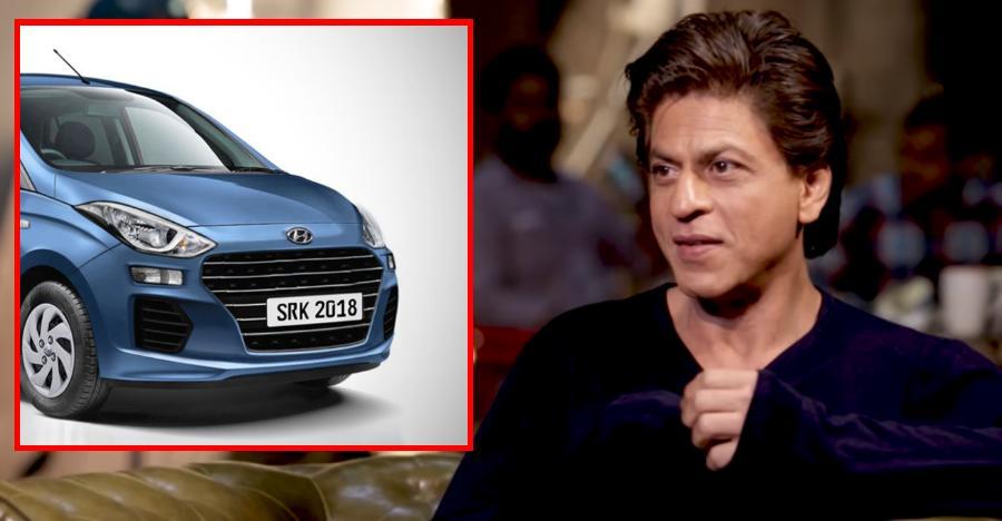 Shahrukh Khan Santro India Featured