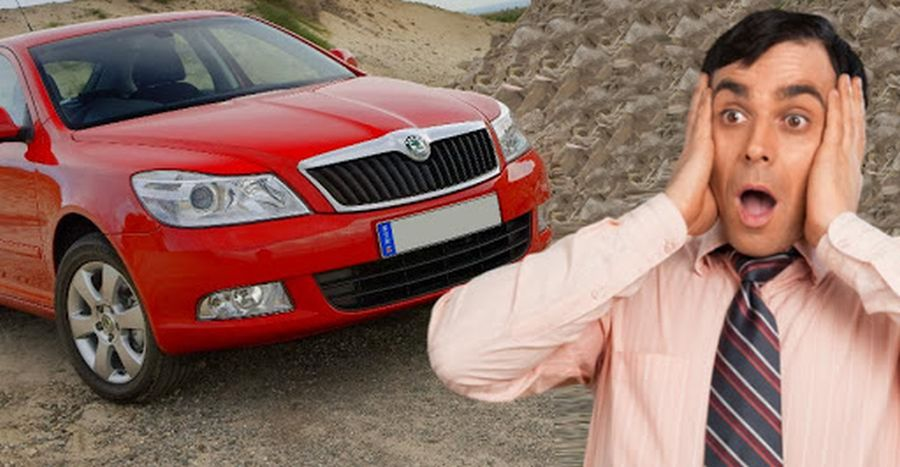 Skoda Laura Repair Featured