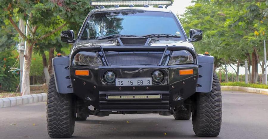 ये शायद इस देश की सबसे बेहतरीन रूप से मॉडिफाइड Tata Xenon पिक-अप ट्रक है!