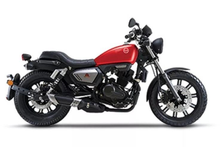 Benelli Motobi 200 Evo Featured