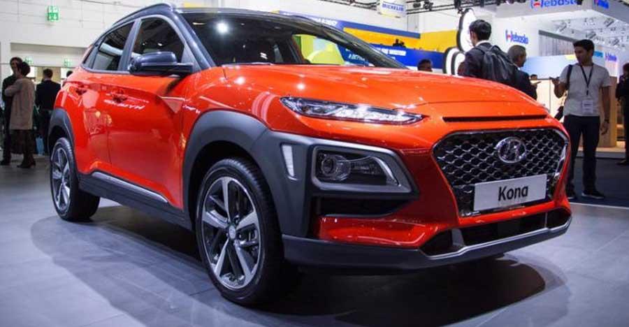 Hyundai Kona Orange Featured