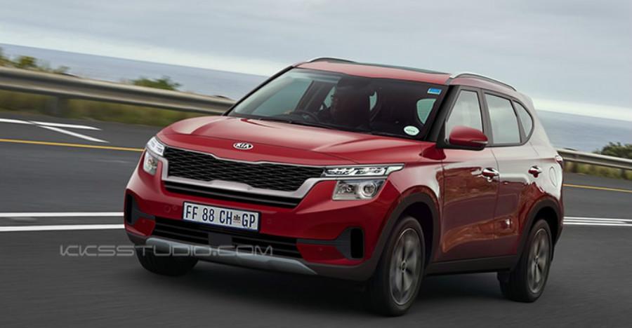 Hyundai Creta प्रतिद्वंदी 2019 में लॉन्च हो रही Kia SP Concept 'Tusker' ऐसी दिख सकती है!