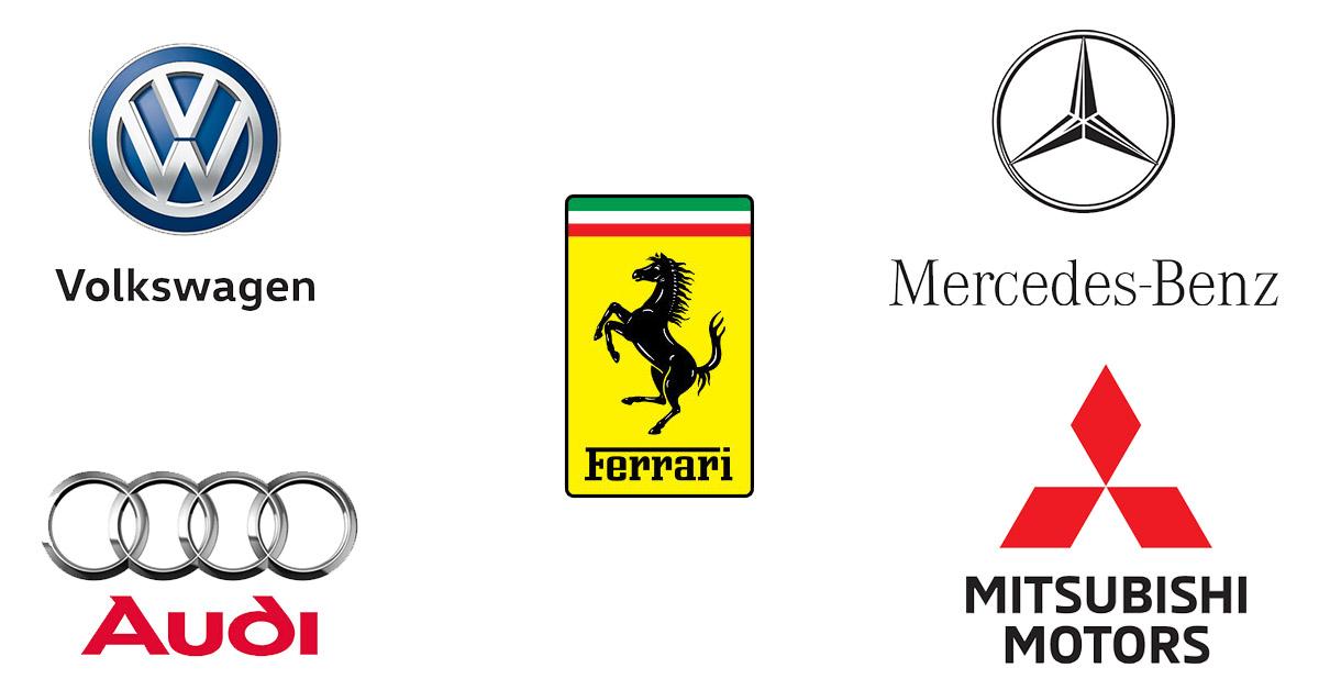 Mercedes से Ferrari; 5 फेमस कार ब्रांड्स के लोगो का मतलब — II