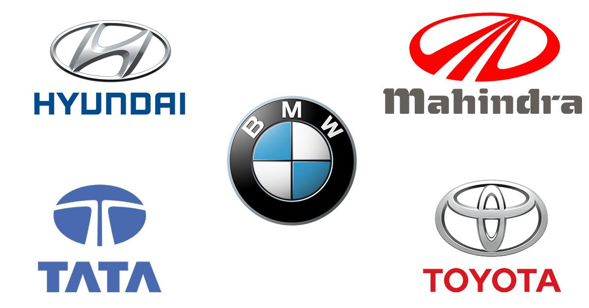 Mahindra से लेकर BMW तक; 5 फेमस कार ब्रांड्स के लोगो का मतलब