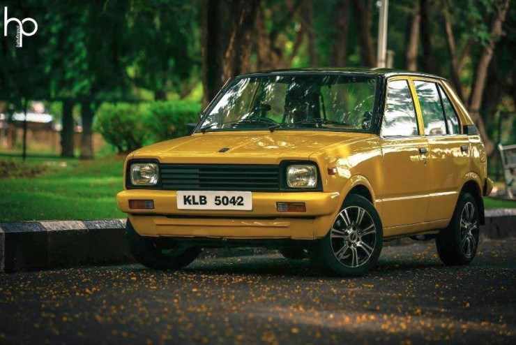 Modified Maruti 800 Ss80 Images 9