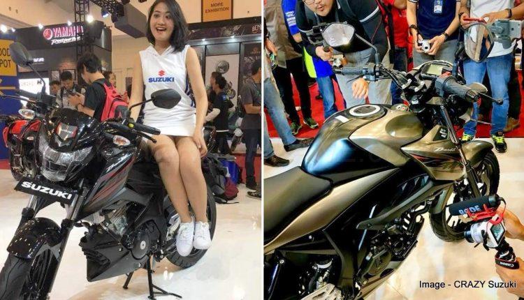 Suzuki ने इंडोनेशिया में लॉन्च की GSX150 Bandit, क्या ये इंडिया में Gixxer के नाम से आएगी?