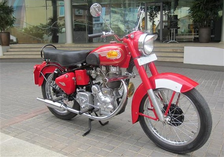 1970 Royal Enfield Bullet Std 350 E1461005967437