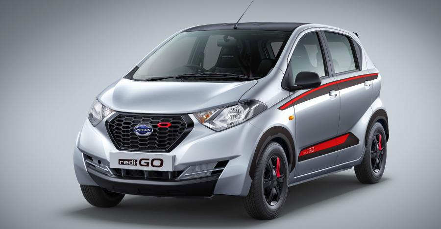 2018 Datsun Redigo Limited Edition India Launch Featured
