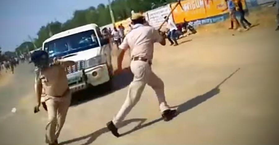 Cops Chasing Scorpio Featured