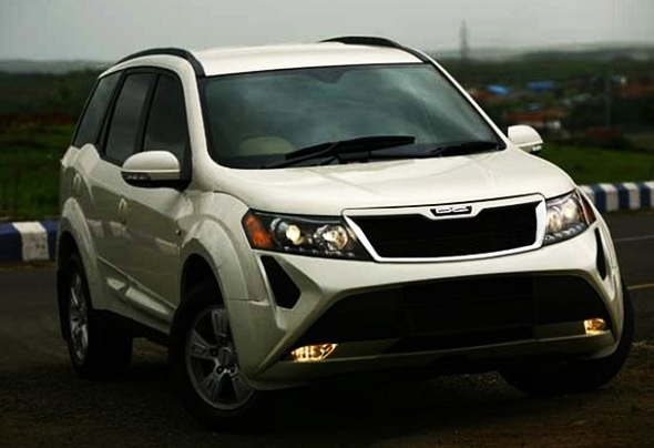 Dc Modified Xuv500