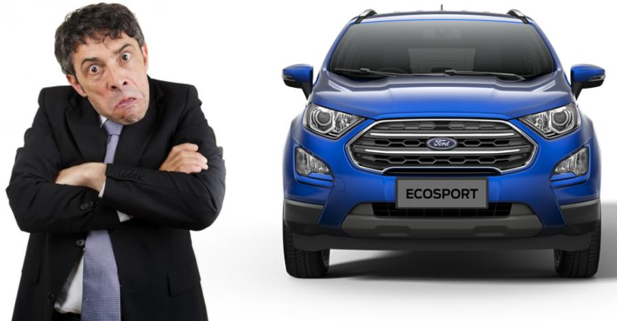 Ford Ecosport Recall Featured Feature