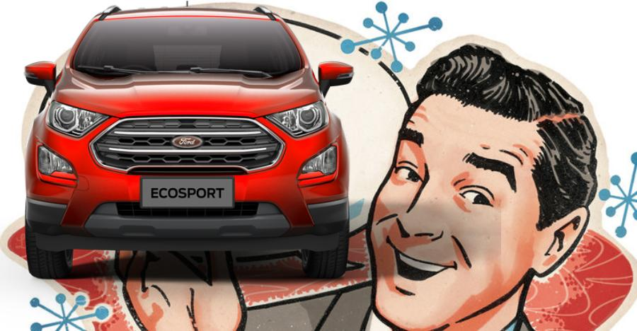 Ford Ecosport Types Featured