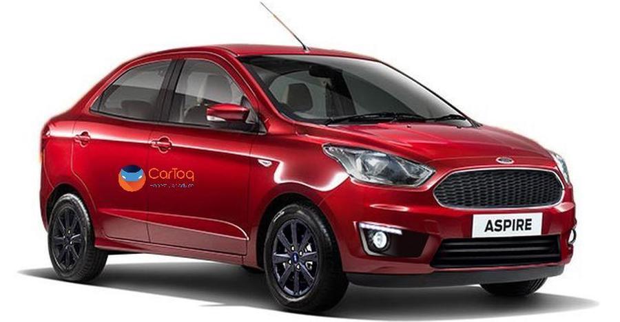 Ford Figo Aspire Render