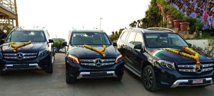 Hare Krishna Diamond Surat Mercedes Cars