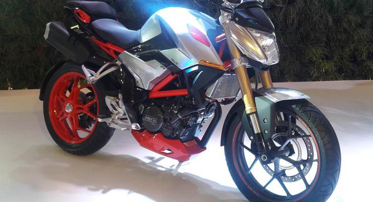 Hero Xf3r Concept Motorcycle 1 1