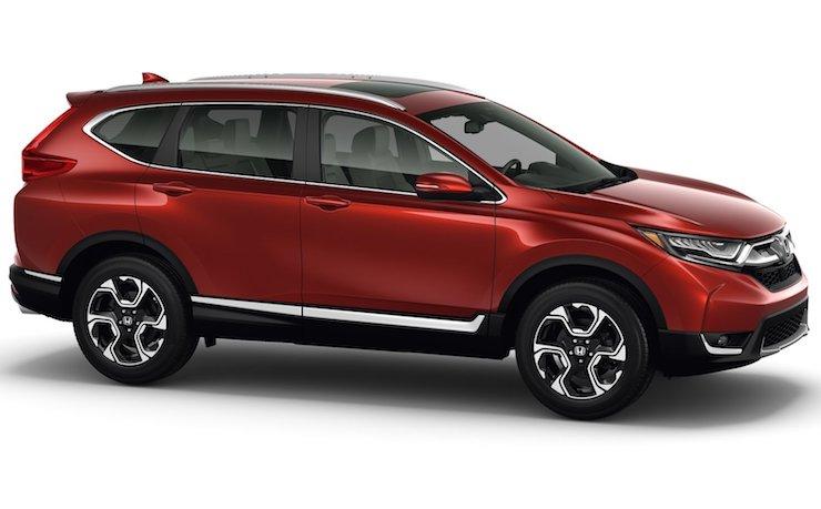 Honda Cr V 2017 1600 32