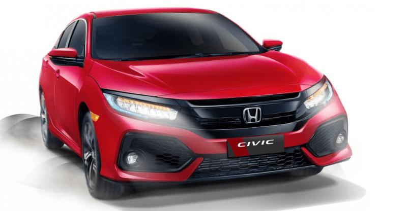 Honda Civic Featured