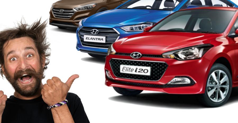 Hyundai Grand i10, Elite i20, Elantra जैसी कारों पर मिल रहे 1.5 लाख तक के डिस्काउंट्स