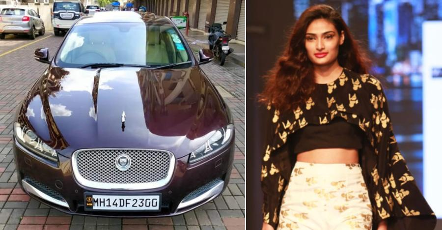 Jaguar Xf Athiya Shetty Sale Featured