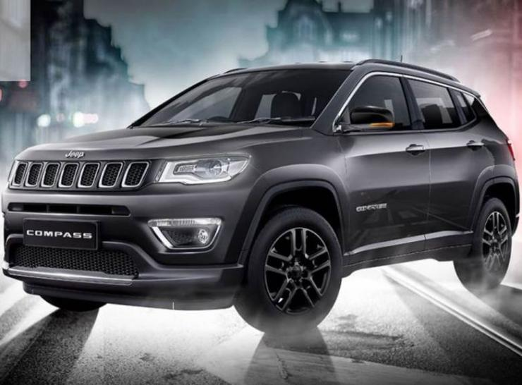 Jeep Compass Black Pack