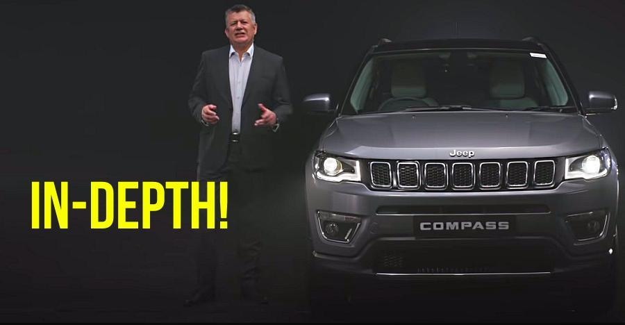 Jeep Compass Video Featured