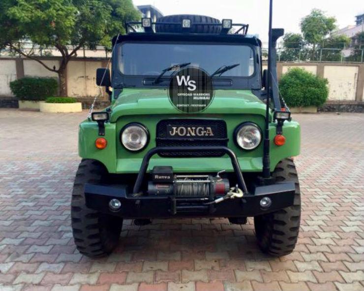 Jonga Green 1