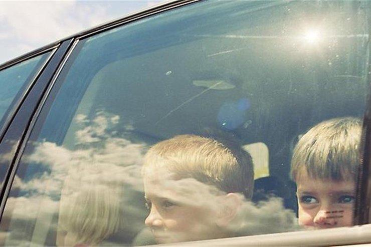 Kids Left In Hot Cars