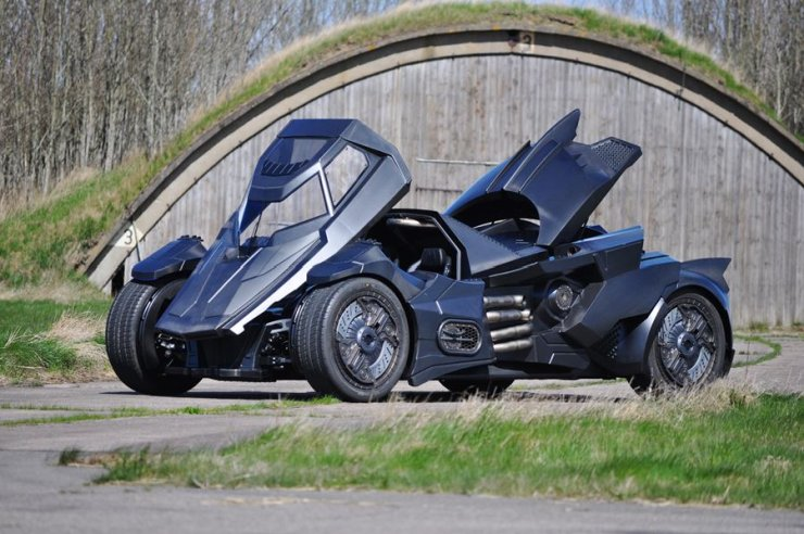 Lamborghini Batmobile Caresto