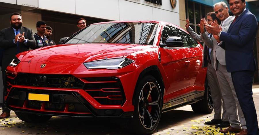 Lamborghini Urus Delivery Featured