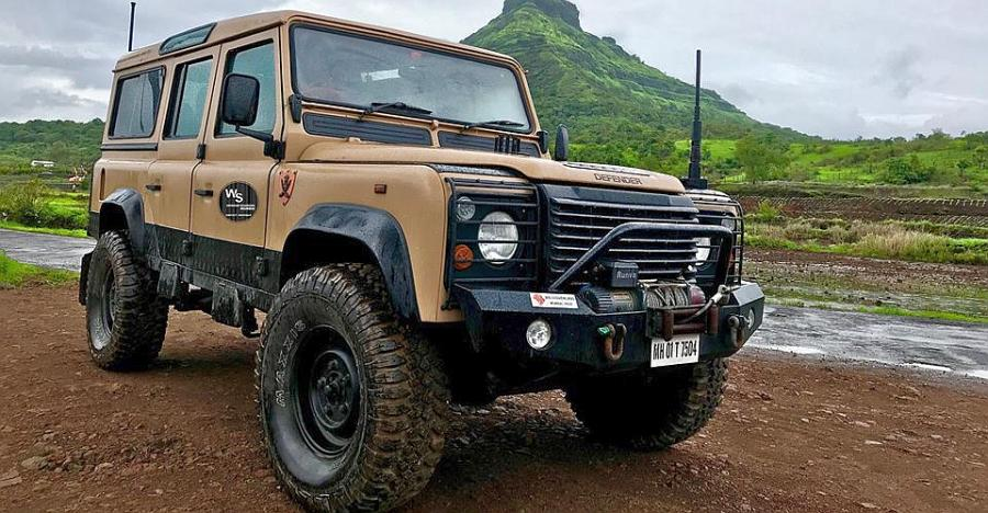 Land Rover Defender Featured
