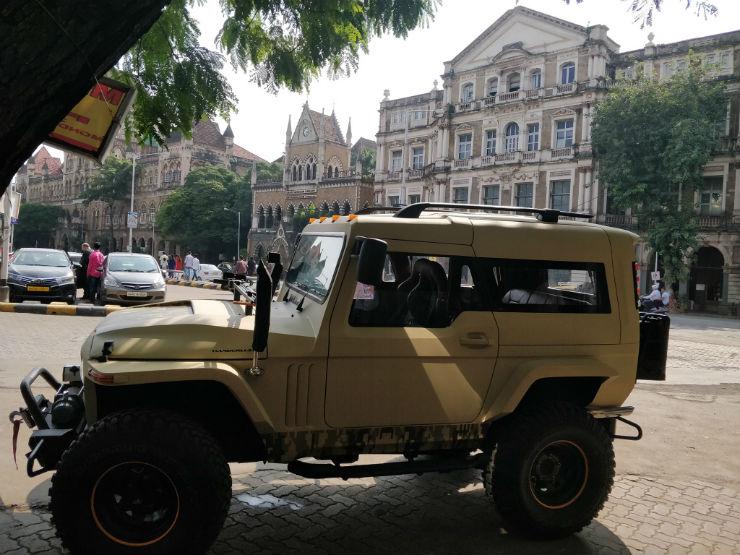 Mahindra Thar Wanderlust 2