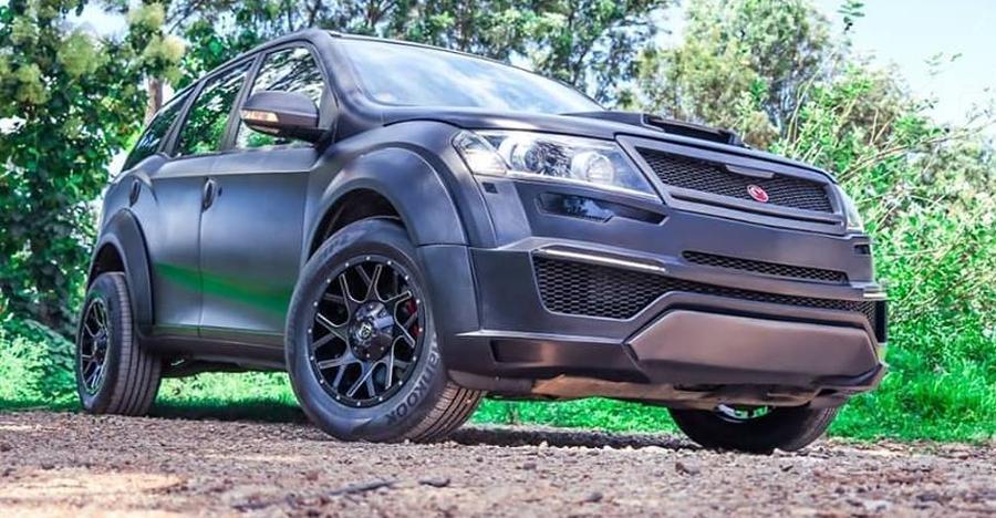 Motormind की MadMen किट आपके Mahindra XUV500 को पूरी तरह से बदल देगी [विडियो]
