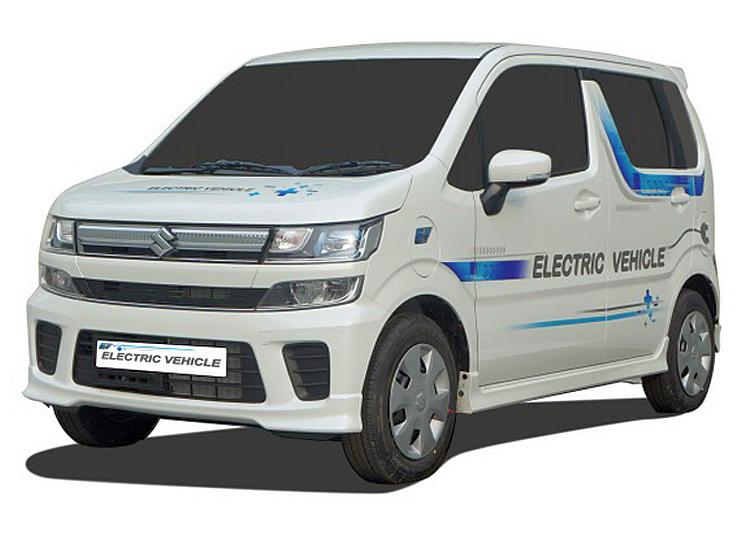 Maruti Wagonr Electric Upcoming