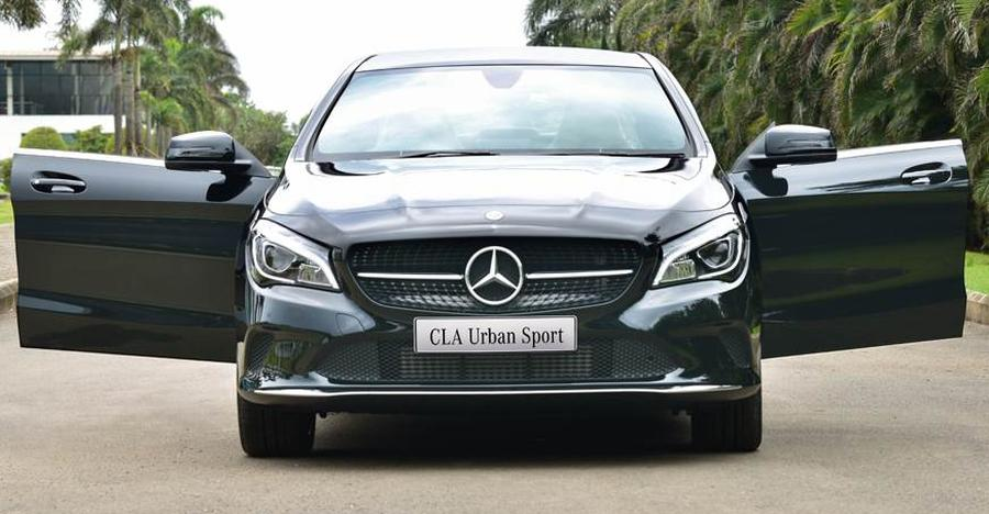 Mercedes Benz Cla Sport Featured Feature