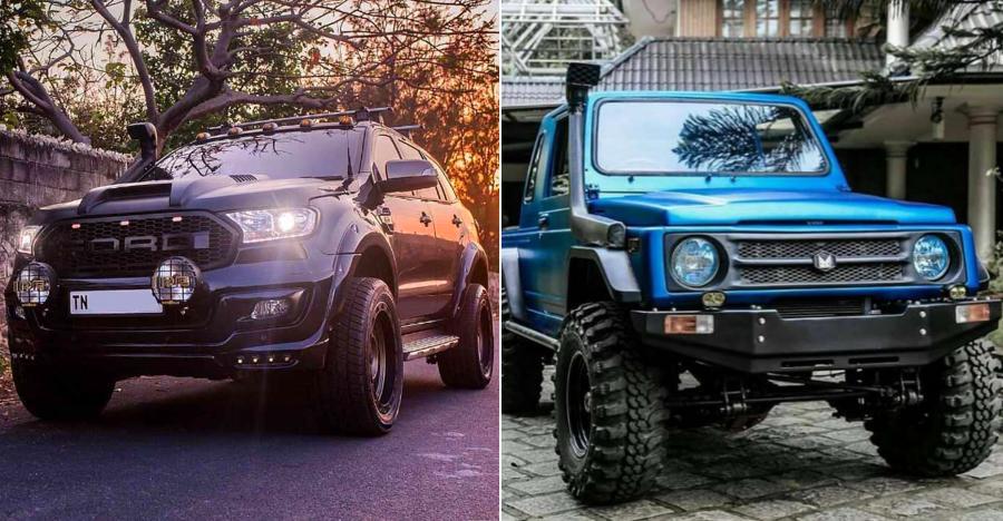 Mahindra Scorpio से Toyota Fortuner; दबंग स्ट्रीट प्रजेंस के लिए मॉडिफाई की गयीं 10 SUVs