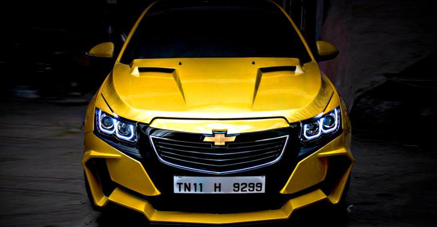 Maruti Swift से Honda City; Modsters द्वारा मॉडिफाई की गयीं 10 बेहतरीन कार्स