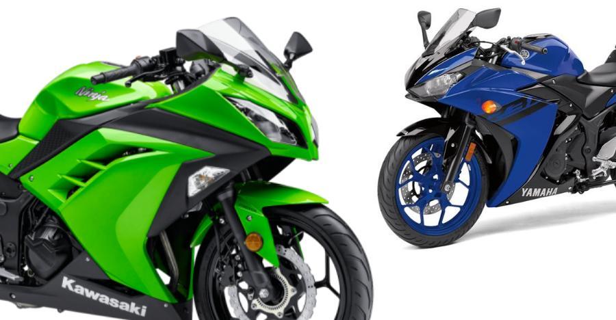 Yamaha R3 ने बिक्री के मामले में सस्ती Kawasaki Ninja 300 को पछाड़ा
