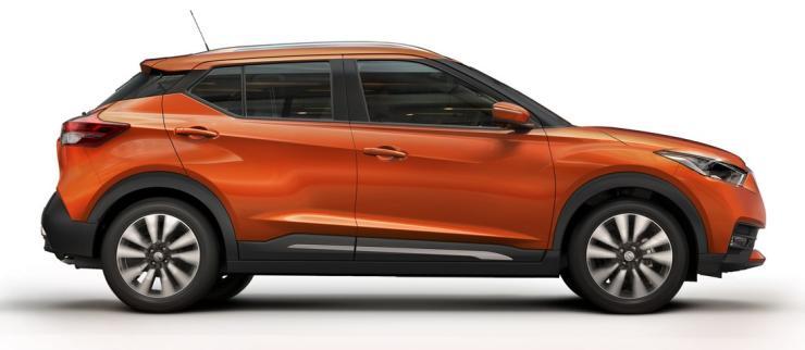 Nissan Kicks Compact Suv India 2