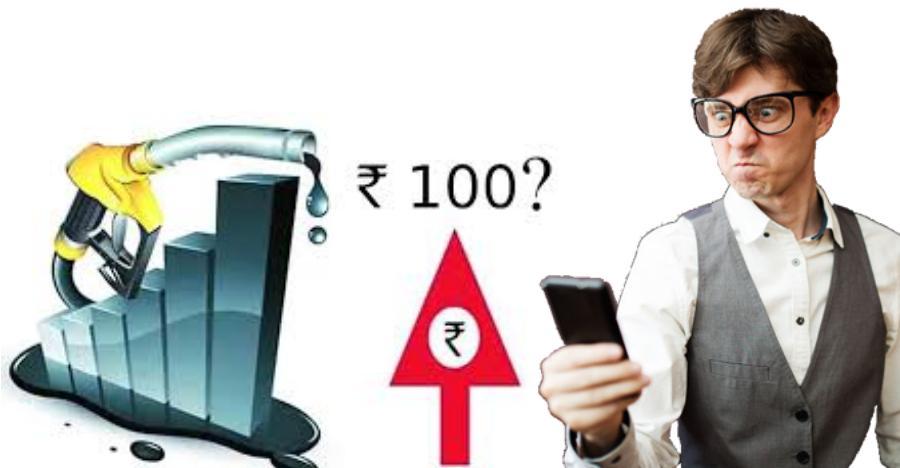 Petrol Price Rising In India Featured