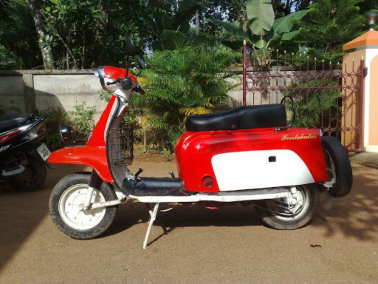 Royal Enfield Scooter