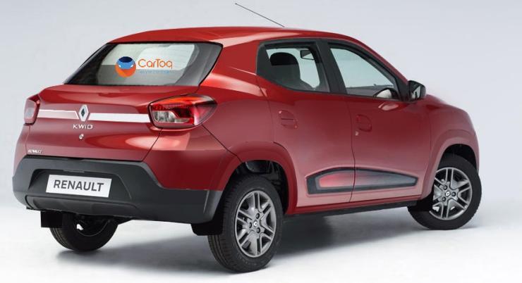 Renault Kwid Sedan