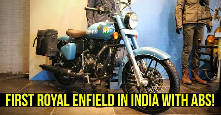 Royal Enfield Classic Featured