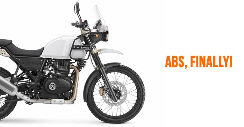 Royal Enfield Himalayan Abs Featured Feature