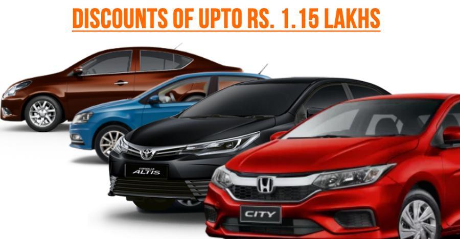 Sedan Discounts September Featured